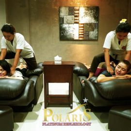 Back Massage at Couple Room