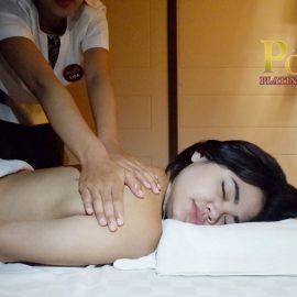 Wet Back Massage